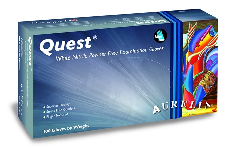 Gloves, Quest Nitrile