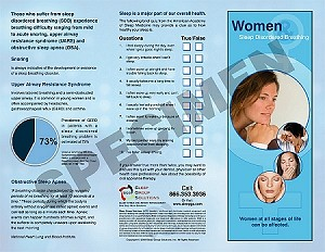 Women & Sleep Apnea (100)